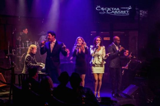 Las Vegas Sun – The talent-packed 'Cocktail Cabaret' takes over Cleopatra's Barge